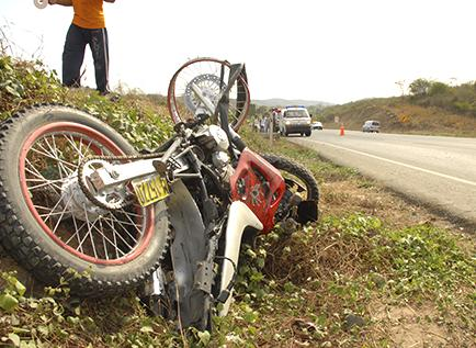 24.759 accidentes se registraron en el 2013