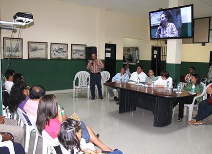ASAMBLEA PRIORIZA OBRAS COMUNITARIAS
