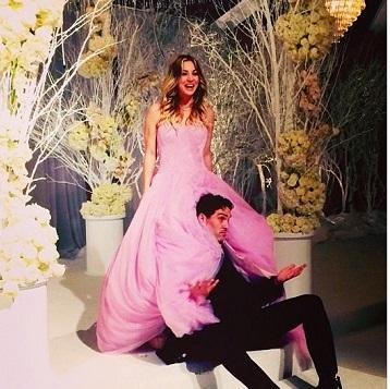 Kaley Cuoco de 'The Big Bang Theory' se casó
