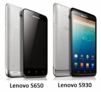 Lenovo amplía su catálogo con 4 nuevo 'smartphones'