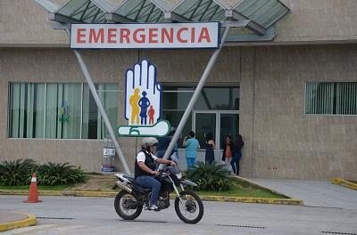 50% de los médicos del hospital del IESS de Santo Domingo no trabajaron hoy
