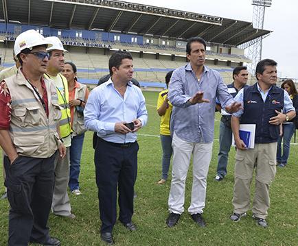 """Alcívar: """"Fue un año productivo para el deporte"""""""