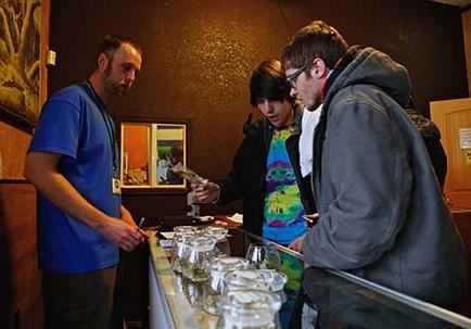 Colorado Permite la  venta de marihuana