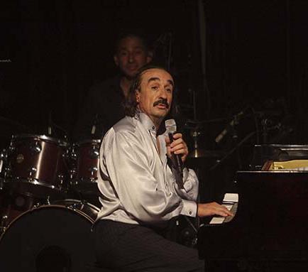 Raúl di Blasio dará recital en la capital  Ecuatoriana