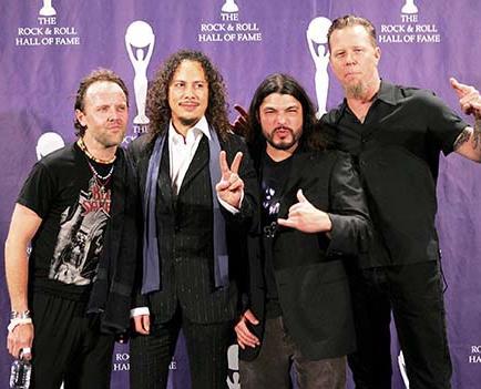 Se reafirma concierto de Metallica en el país