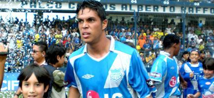 El marcador José Aguirre arregla con Liga de Portoviejo