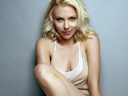 Scarlett Johansson desea ser directora de cine