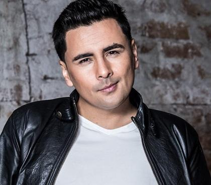 David Cañizares promociona su tema musical 'Prohibida'