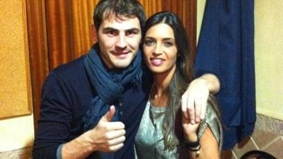 Iker Casillas y Sara Carbonero son padres de un niño