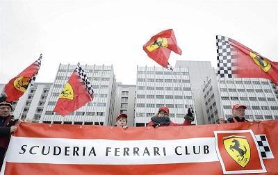Schumacher cumple 45 cumpleaños en compañía de su familia y seguidores