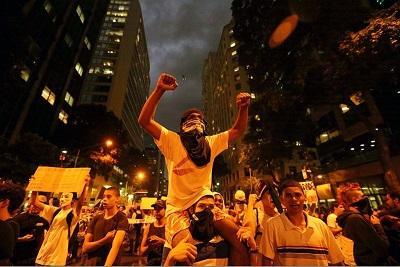 Brasil prepara 10.000 agentes antidisturbios para el Mundial de 2014