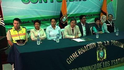 Jefatura y Subintendencia de Policía iniciaron labores en La Concordia