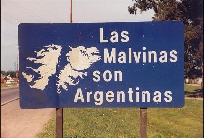 Argentina vuelve a reclamar las Malvinas tras 180 años de ocupación británica