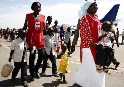 EE.UU. brinda ayuda humanitaria a Sudán del Sur