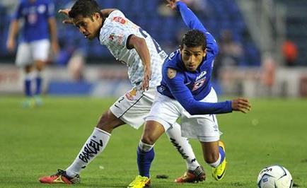 Cruz Azul y Monterrey se miden en torneo clausura