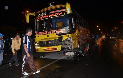 Manabita muere en accidente de tránsito en Santo Domingo de los Tsáchilas