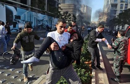 Ecuador condena atentado y muerte de inocentes en Beirut