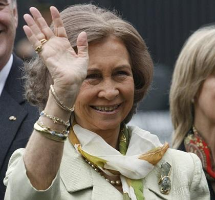 La reina Sofía asistirá a concierto de orquesta de niños paraguayos