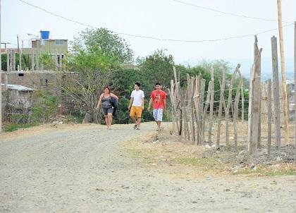Moradores del barrio Las Cumbres 2 se quejan por la falta de atención