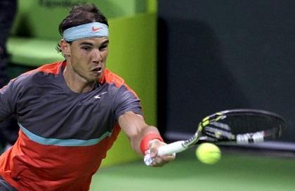 Nadal vence por primera vez en Doha y suma el título 61 de su carrera