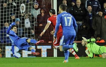El Chelsea se enfrentará al Stoke y el Arsenal al Coventry en dieciseisavos