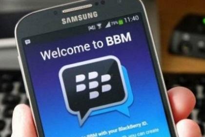 Blackberry Messenger para Android ahora incluye llamadas de voz
