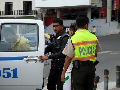 Dos mantenses son acusados de robar a diplomáticos bolivianos