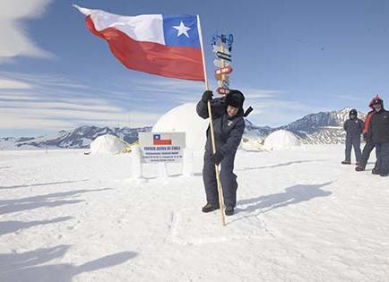 Chile demanda la soberanía