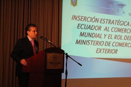 Negociaciones para acuerdo comercial Ecuador-UE empezará 13 de enero