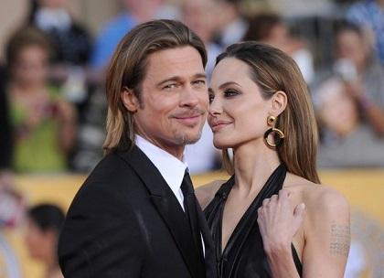 Angelina crea lista de actrices con las que no puede actuar Brad Pitt