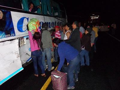 Identifican a los heridos de accidente de tránsito en Santo Domingo