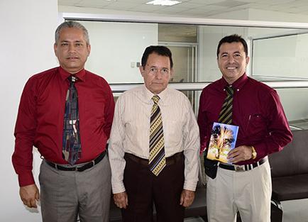 Fernando Saltos lanza su nuevo libro