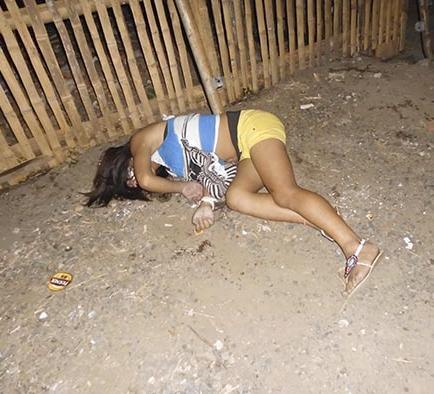 Hallan muerto a un colombiano