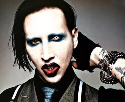 Manson: de rockero a actor en el cine