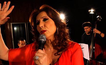Mariel córdoba en concierto