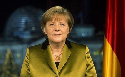 Angela Merkel sufre accidente de esquí y restringe su agenda por 3 semanas