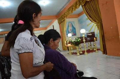 Restos mortales de hombre atropellado en Santo Domingo serán sepultados hoy