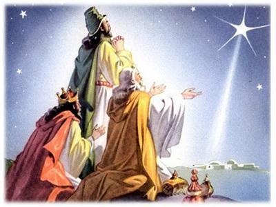 Familias celebran la Bajada de los Reyes