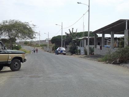 Moradores de 'El Prado' piden la construcción del alcantarillado