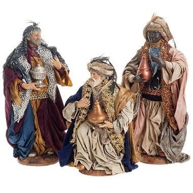 Los reyes magos habrían sido cuatro