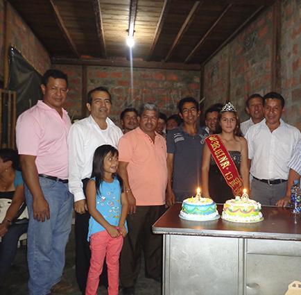 Cooperativa festeja su aniversario número 40