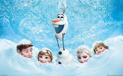 """""""Frozen"""" es la más taquillera"""