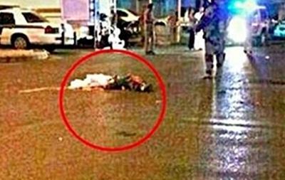 Restos humanos caen del cielo en ciudad saudí