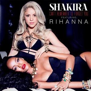 Shakira y Rihanna unidas en nuevo tema musical