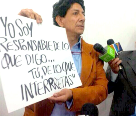 La Supercom sanciona a Bonil y a diario El Universo
