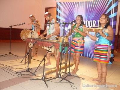 Amplia acogida del casting de Ecuador Tiene Talento en Santo Domingo