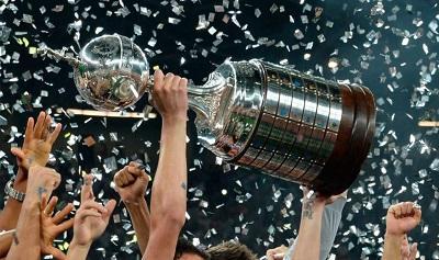 Conmebol define los ocho grupos para la Copa Libertadores