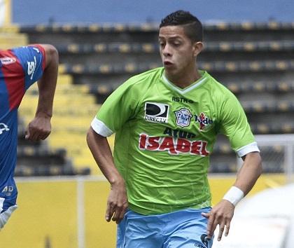 Jorge Palacios, 'el salvador' del Manta F.C. que busca la titularidad