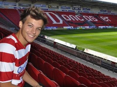 Integrante de One Direction debuta en la Segunda División de la Liga Inglesa
