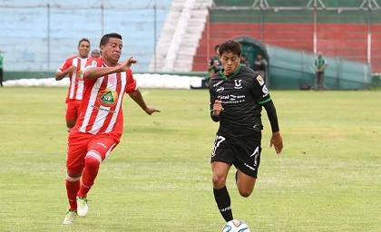 Liga de Portoviejo obtiene un punto tras empatar 0-0 con Técnico Universitario